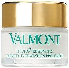 Düfte, Parfümerie und Kosmetik Feuchtigkeitsspendende Gesichtscreme - Valmont Hydration Hydra 3 Regenetic Cream