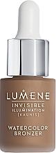 Düfte, Parfümerie und Kosmetik Gesichtsbronzer - Lumene Invisible Illumination