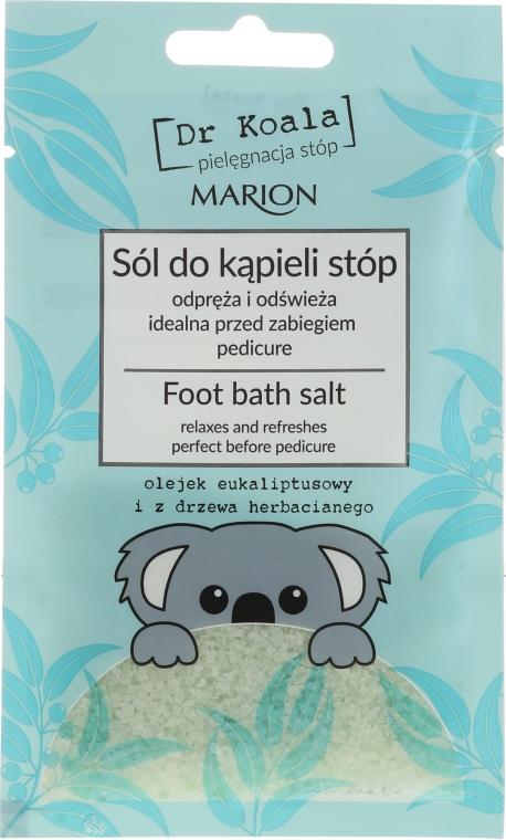 Erfrischendes und entspannendes Fußbadesalz - Marion Dr Koala Foot Bath Salt