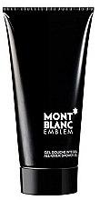 Düfte, Parfümerie und Kosmetik Mont Blanc Emblem All Over Shower Gel - Duschgel