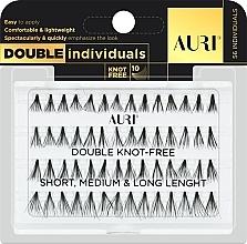 Düfte, Parfümerie und Kosmetik Künstliche Wimpernbüschel - Inter-Vion Auri Double Individuals Mix