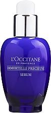 Düfte, Parfümerie und Kosmetik Regenerierendes Anti-Aging Gesichtsserum - L'Occitane Immortelle Precious Serum