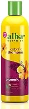 Düfte, Parfümerie und Kosmetik Regenerierendes Shampoo mit Frangipani-Extrakt - Alba Botanica Natural Hawaiian Shampoo Colorific Plumeria