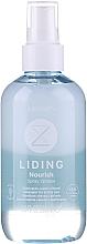 Düfte, Parfümerie und Kosmetik 2-Phasen Entwirrungsspray für sprödes Haar - Kemon Liding Norish Spray 2Phase