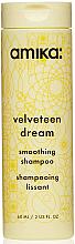 Düfte, Parfümerie und Kosmetik Glättendes Haarshampoo - Amika Velveteen Dream Shampoo