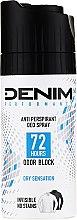 Düfte, Parfümerie und Kosmetik Deospray Antitranspirant - Denim Deo Dry Sensation