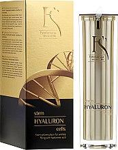 Düfte, Parfümerie und Kosmetik Gesichtsemulsion mit Hyaluronsäure und Stammzellen - Fytofontana Stem Cells Hyaluron Emulsion