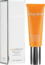 Düfte, Parfümerie und Kosmetik Straffendes Gesichtsfluid für normale bis fettige Haut mit Vitamin C SPF 10 - Natura Bisse C+C Vitamin Fluid SPF 10
