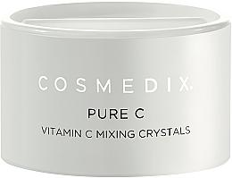 Düfte, Parfümerie und Kosmetik Kristallpulver für das Gesicht mit Vitamin C - Cosmedix Pure C Vitamin C Mixing Crystals