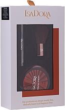 Düfte, Parfümerie und Kosmetik Make-up Set - IsaDora Bronzing Travel Kit (Bronzer 3.8g + Mascara 3ml + Puderpinsel 1 St.)