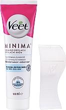 Düfte, Parfümerie und Kosmetik Enthaarungscreme für empfindliche Haut - Veet Minima