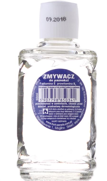 Nagellackentferner mit Vitamin E und Provitamin B5 - Darchem