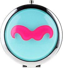 Düfte, Parfümerie und Kosmetik Kosmetischer Taschenspiegel 85697 blau - Top Choice