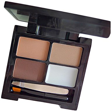 Augenbrauen-Make-up - Makeup Revolution Focus & Fix Brow Kit — Bild N2