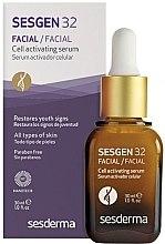 Anti-Aging zellaktivierendes Gesichtsserum - SesDerma Laboratories Sesgen 32 Cell Activating Serum — Bild N1