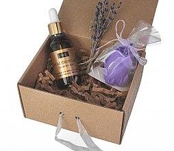 Düfte, Parfümerie und Kosmetik Gesichtspflegeset - LaQ Hyaluron (Anti-Falten Hyaluronsäure 30ml + Seife 40g)