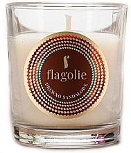 Düfte, Parfümerie und Kosmetik Duftkerze Sandelholz - Flagolie Fragranced Candle Sandalwood