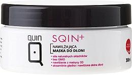 Düfte, Parfümerie und Kosmetik Feuchtigkeitsspendende Handmaske - Silcare Quin Sqin+ Moisturizing Hand Mask