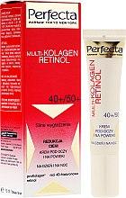 Düfte, Parfümerie und Kosmetik Augenkonturcreme - Dax Cosmetics Perfecta Multi-Collagen Retinol Eye Cream 40+/50+