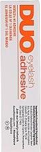 Düfte, Parfümerie und Kosmetik Wimpernkleber für künstliche Wimpern schwarz - M.A.C Duo Brush On Striplash Adhesive Dark