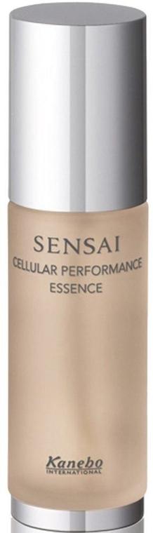 Strahlende Gesichtsessenz - Kanebo Sensai Cellular Performance Essence — Bild N1