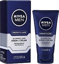 Feuchtigkeitsspendende After Shave Creme - Nivea For Men After Shave Cream — Bild N2