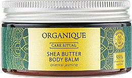 Düfte, Parfümerie und Kosmetik Körperbalsam Oriental Jasmine mit Sheabutter - Organique Shea Butter Body Balm Oriental Jasmine
