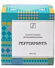 Soja-Duftkerze Pfefferminze - Mys Peppermints Candle — Bild N3
