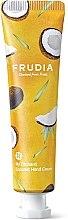 Düfte, Parfümerie und Kosmetik Pflegende Handcreme mit Kokosnuss - Frudia My Orchard Coconut Hand Cream
