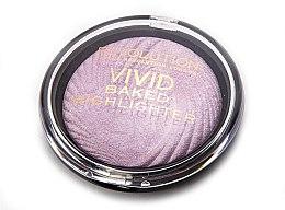Düfte, Parfümerie und Kosmetik Gebackener Highlighter - Makeup Revolution Vivid Baked Highlighters