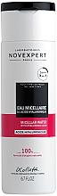Düfte, Parfümerie und Kosmetik Mizellenwasser mit Hyaluronsäure - Novexpert Hyaluronic Acid Micellar Water
