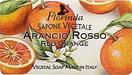 Düfte, Parfümerie und Kosmetik Naturseife Orange - Florinda Red Orange Natural Soap