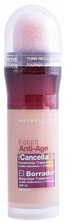 Anti-Aging Foundation - Maybelline Instant Anti-Age Make Up