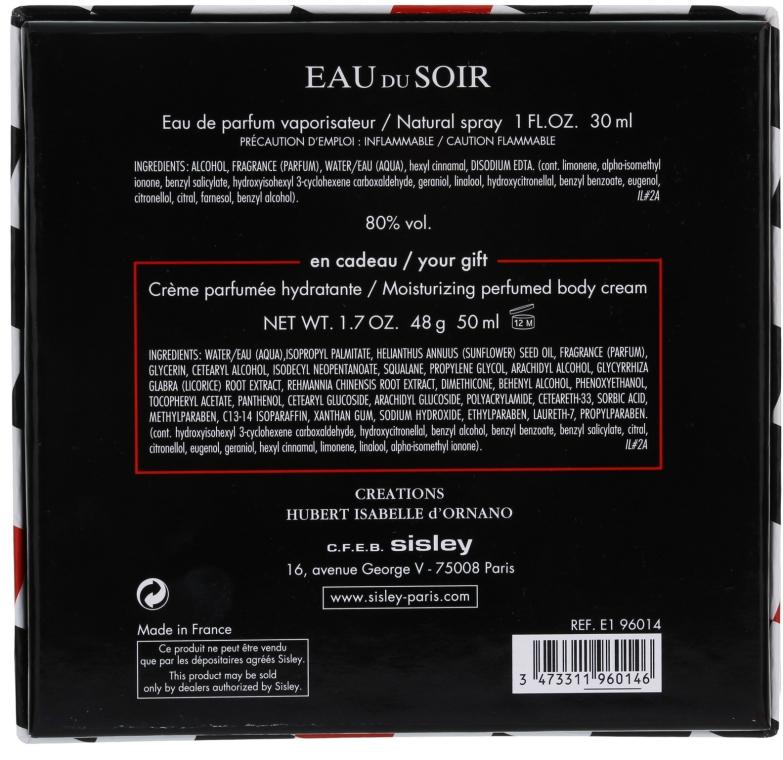 Sisley Eau du Soir - Duftset (Eau de Parfum 30ml + Körpercreme 50ml) — Bild N5
