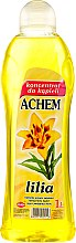 Düfte, Parfümerie und Kosmetik Badekonzentrat mit Lilie - Achem Concentrated Bubble Bath Lily