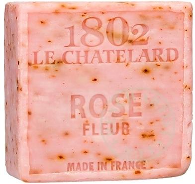 Seife mit Rosenblütenduft - Le Chatelard 1802 Soap Miel & Acacia Rose Flowers