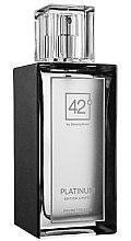 Düfte, Parfümerie und Kosmetik 42° by Beauty More Platinum Edition Limitee - Eau de Toilette