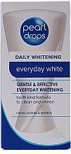 Düfte, Parfümerie und Kosmetik Aufhellende Zahnpasta für täglichen Gebrauch Everyday White - Pearl Drops Everyday White