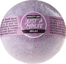 "Düfte, Parfümerie und Kosmetik Badebombe ""Just a minute"" - Beauty Jar Just Minute"