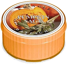 Düfte, Parfümerie und Kosmetik Duftkerze Daylight Pumpkin Sage - Kringle Candle Pumpkin Sage Daylight