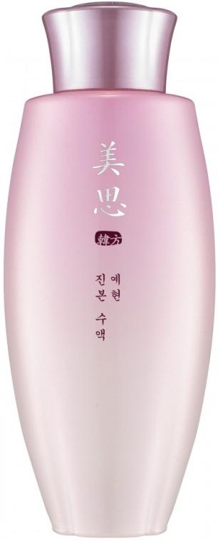 Verjüngendes und feuchtigkeitsspendendes Gel-Tonikum für das Gesicht - Missha Yei Hyun Toner