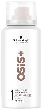 Trockenshampoo für dunkles Haar - Schwarzkopf Professional Osis+ Boho Rebel Brunette