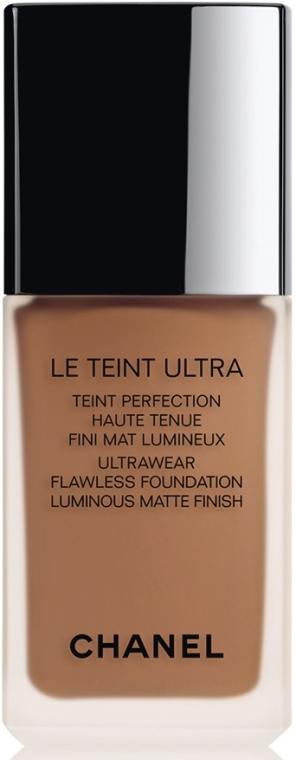 Langanhaltende Foundation LSF 15 - Chanel Le Teint Ultra Foundation SPF 15