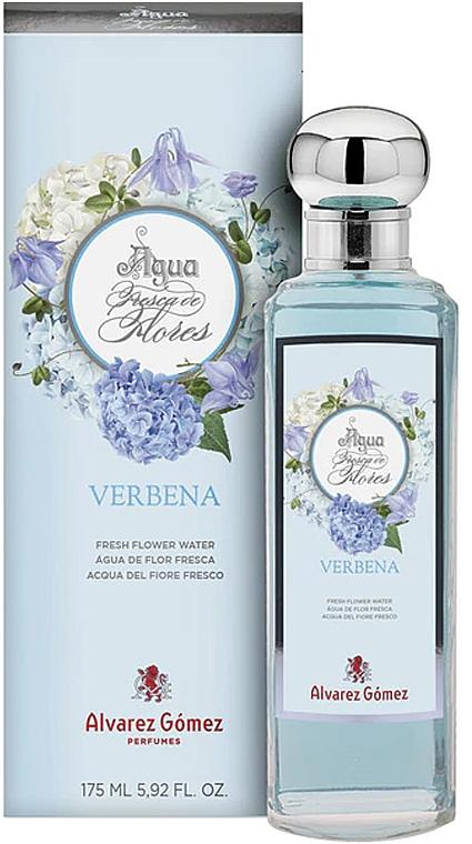 Alvarez Gomez Agua Fresca De Flores Verbena - Eau de Toilette