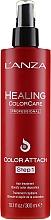 Düfte, Parfümerie und Kosmetik Farbschutzspray für coloriertes Haar - Lanza Healing Color Care Color Attach Step 1