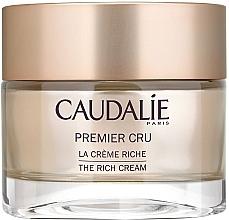 Düfte, Parfümerie und Kosmetik Anti-Falten Gesichtscreme - Caudalie Premier Cru La Creme Riche