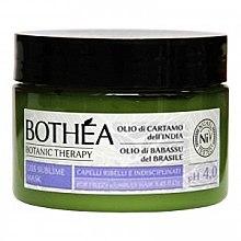 Düfte, Parfümerie und Kosmetik Haarmaske für widerspenstiges Haar - Bothea Botanic Therapy Liss Sublime Mask pH 4.0