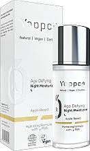 Düfte, Parfümerie und Kosmetik Feuchtigkeitsspendende Anti-Aging Nachtcreme - Yappco Age Defying Moisturizer Night Cream