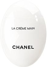 Düfte, Parfümerie und Kosmetik Pflegende und aufhellende Hand- und Nagelcreme - Chanel La Creme Main