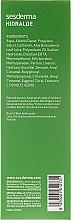 Feuchtigkeitsspendendes, beruhigendes und regenerierendes Gesichts- und Körpergel mit Aloe Vera - SesDerma Laboratories Hidraloe Aloe Gel — Bild N3